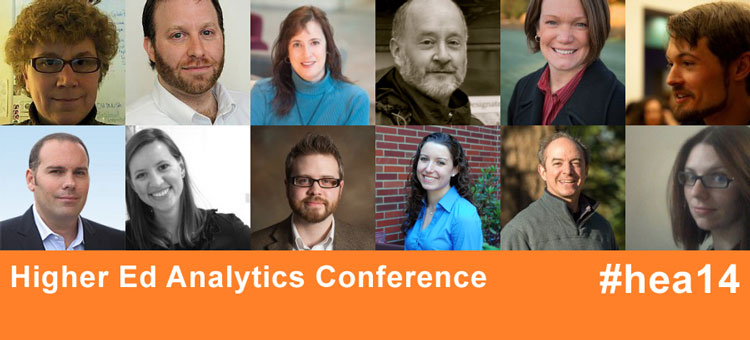 Higher Ed Analytics Conference 2014